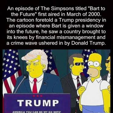TrumpSimpsons